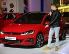 Mihail Dudaš vozi Golf