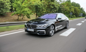 Test: BMW 730Ld xDrive