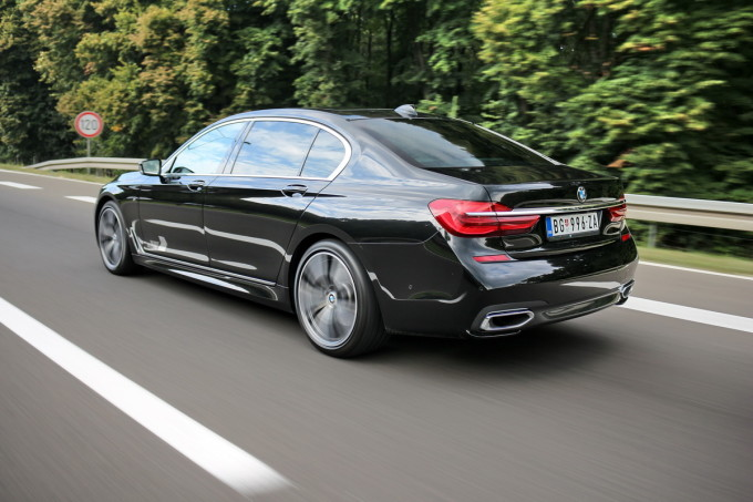 Auto magazin srbija BMW 730Ld xDrive test review 2016