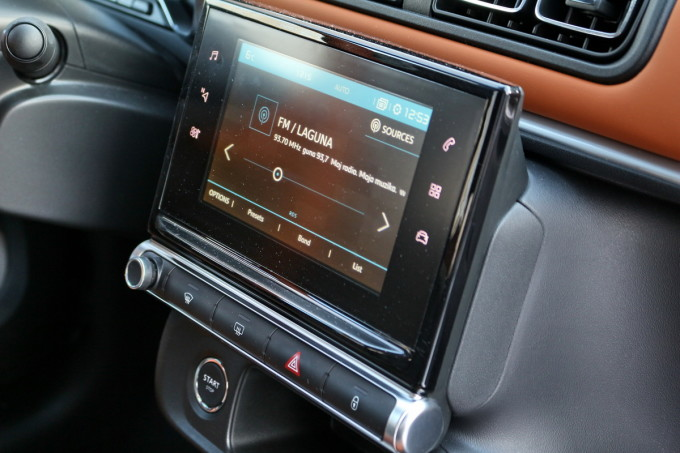 Auto magazin Citroen C3 BlueHDi 100 S&S BVM Shine test review 2017