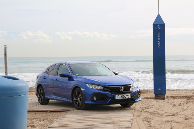 Auto magazin honda civic x promocija preview 2017