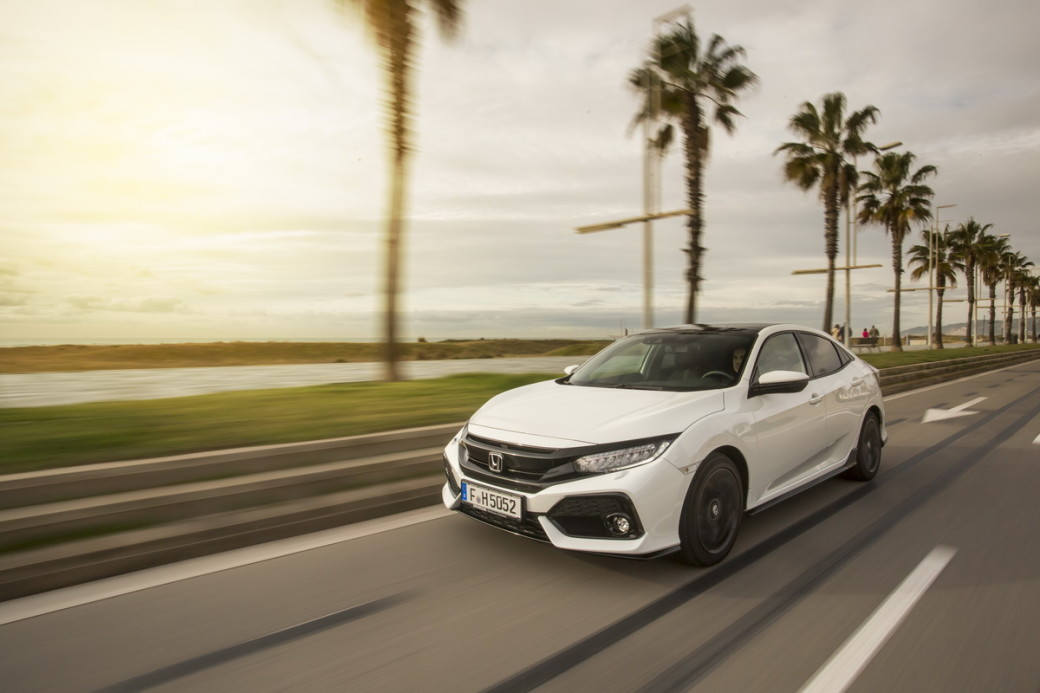 Auto magazin honda civic x promocija preview 2017