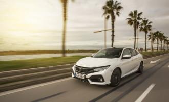 Prva vožnja: Nova Honda Civic X