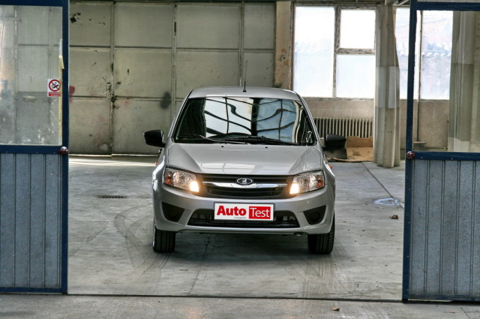 Auto magazin Lada Granta test review 2016