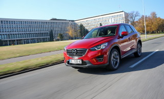 Test: Mazda CX-5 CD150 TAKUMI