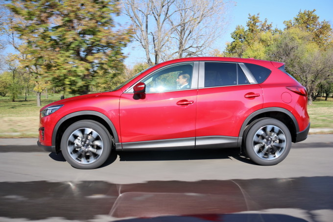 Auto magazin Mazda Cx-5 CD150 Takumi