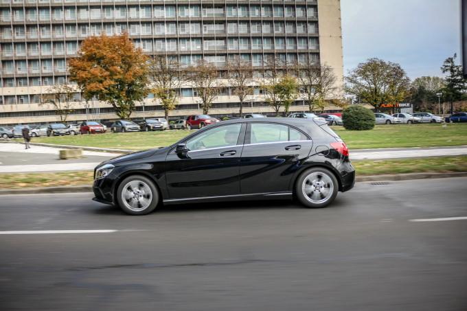 Auto magazin Mercedes A180d 02