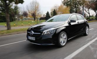 Test: Mercedes A 180 d