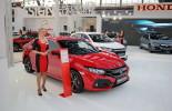 Nova Honda Civic i NSX zvezde u Hali 1