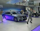 BMW, Mini, Rolls Royce na sajmu automobila u Beogradu