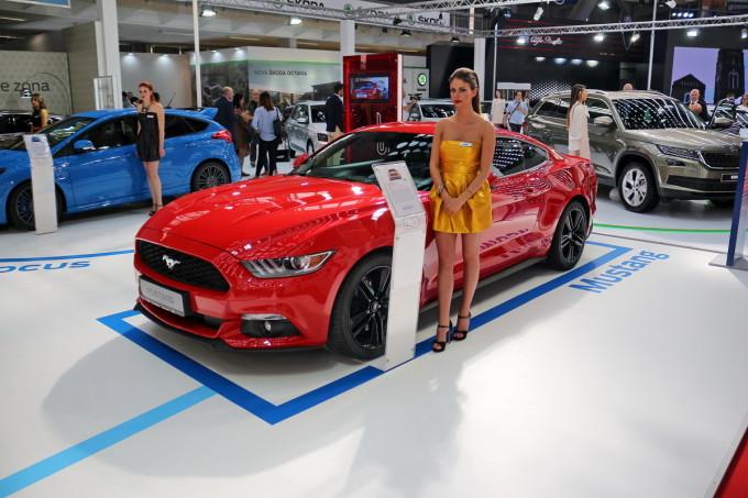 Auto magazin Salon automobila Beograd 2017 05