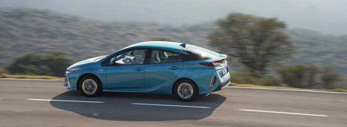 Prva vožnja: Toyota Prius HPV plug-in hybrid