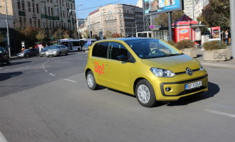 Test: VW move up! 1.0 60 KS