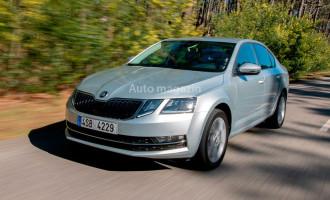 EKSKLUZIVNO: nova Škoda Octavia
