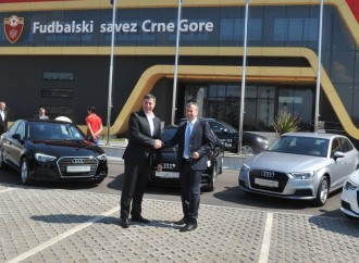 Audi i FS Crne Gore potpisali ugovor o saradnji