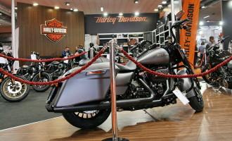 Harley Davidson predstavio najnovije modele na sajmu