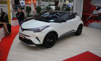 Toyota Yaris od 9.990 evra na sajmu automobila