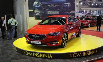 Nova Opel Insignia Grand Sport startuje od 20.080 evra