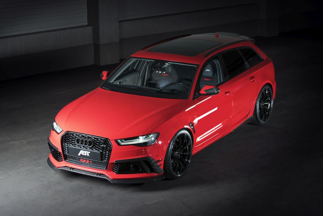 Audi Rs6 Abt Sa 705 Ks U Ograničenoj Seriji Od 50 Komada Auto Magazin