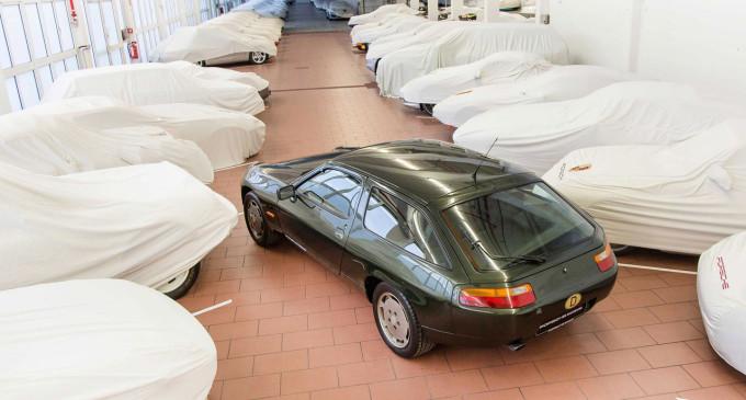 Porsche 928 Shooting Brake – jedini na svetu