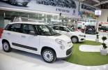 Fiat 500L na metan među najpovoljnijim ponudama sajma