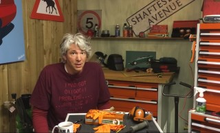 Edd China napušta Wheeler Dealers