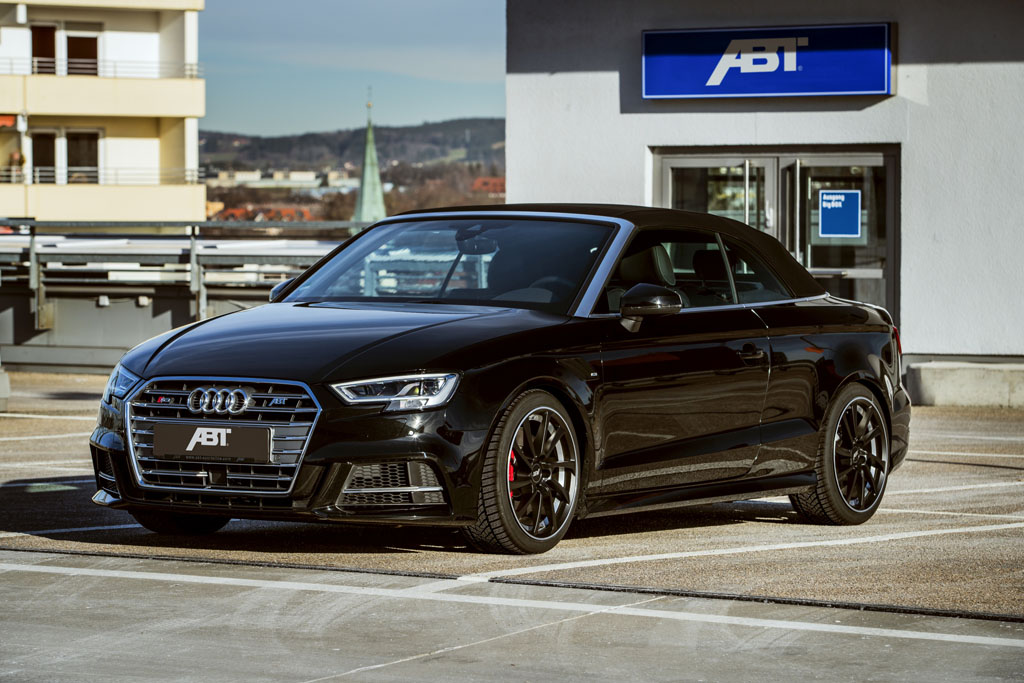 Abt Spreman Za Leto Audi S3 Cabrio Sa 400 Ks I 500 Nm Auto Magazin