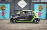 Vozili smo: Smart electric drive