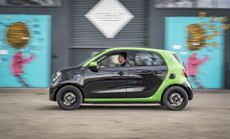 Vozili smo: Smart electric drive