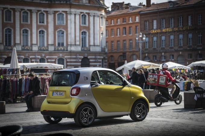 Auto magazin srbija Smart electric drive promocija preview 2017