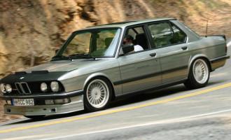 Alpina B7 Turbo iz 1986. košta više od novog BMW M3