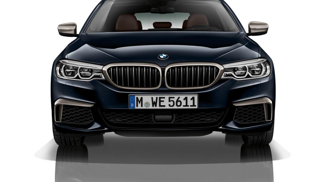 Auto magazin Srbija BMW M550d xDrive