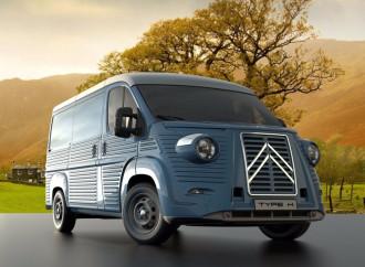 Citroën Type H u modernoj interpretaciji