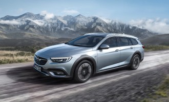 Opel Insignia Country Tourer alternativa SUV modelima