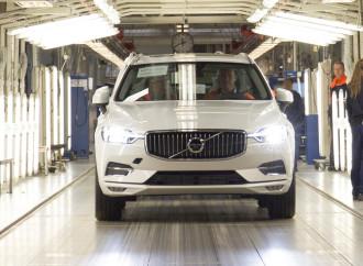 Prvi serijski Volvo XC60 sišao sa proizvodne trake
