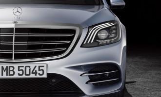 Fino podešavanje: redizajniran Mercedes S-klase