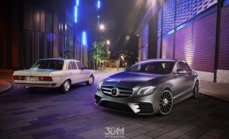 Evolucija koja traje 40 godina: Mercedes W123 & W213