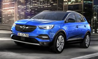 Opel Grandland X treći SUV u gami
