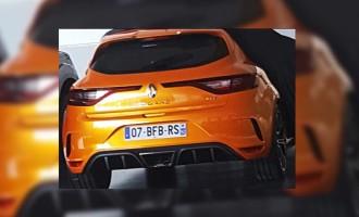 Renault Megane RS samo što nije…
