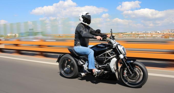 Test: Ducati XDiavel S Termignoni