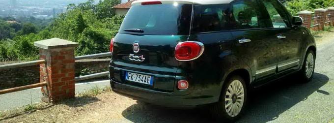 Ekskluzivno: Vozimo novi Fiat 500L u Torinu