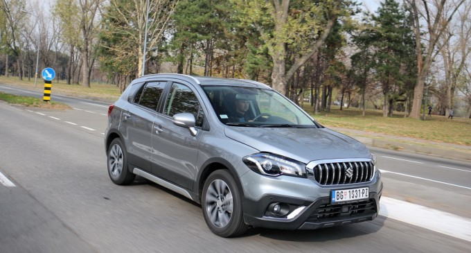 Test: Suzuki S-Cross SX4 1,4 BoosterJet Elegance