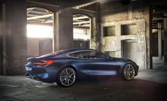 Premijera: BMW 8-Series Concept