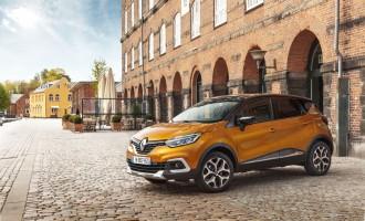 Vozimo novi Renault Captur u Kopenhagenu