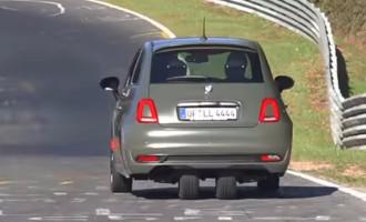 "Bizarno ali korisno: Fiat 500 na ""tri"" točka"