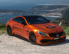 Mercedes-AMG S63 Coupe by Fostla: dnevna doza vitamina C