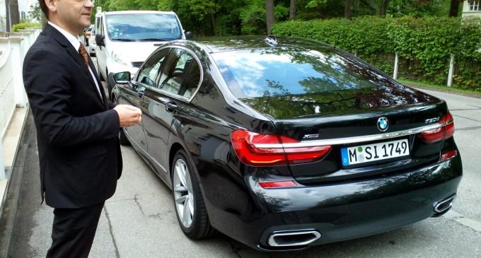 Ovako BMW dočekuje novinare u Minhenu