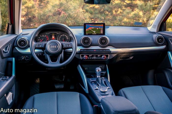 Auto magazin Audi Q2 TFSI 011