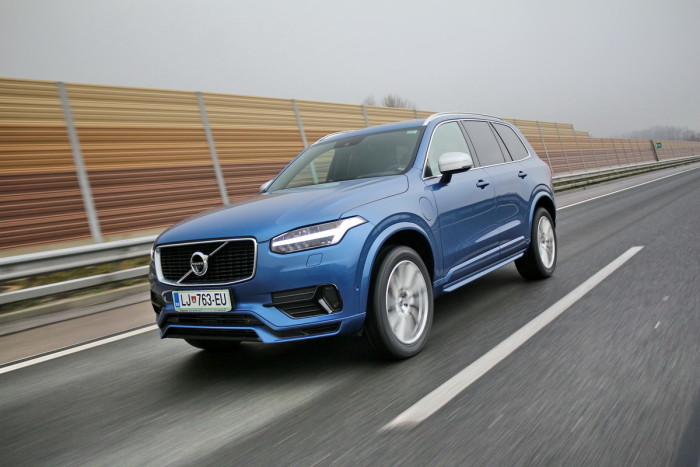 Auto magazin srbija Vplvo XC90 T8 test review 2016