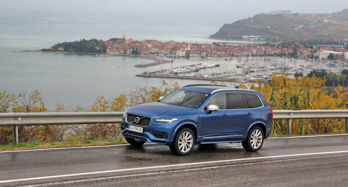 Test: Volvo XC90 T8 Twin engine R-Design